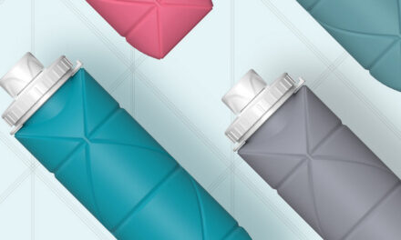 Xiaomi's space-saving water bottle is the perfect gadget for travel and outings