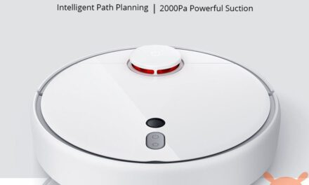 Mijia 1S the Xiaomi vacuum cleaner at 226€ shipped free from EU