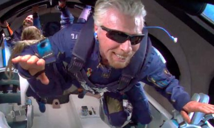 Virgin Galactic: why Richard Branson's flight could have led to tragedy
