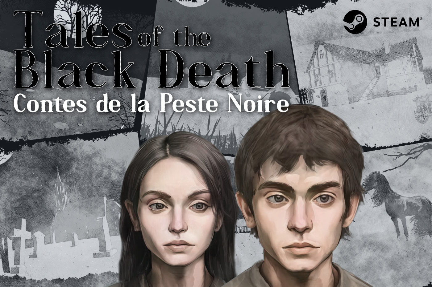 Tales of the Black Death: Make the right choices to survive the worst pandemic