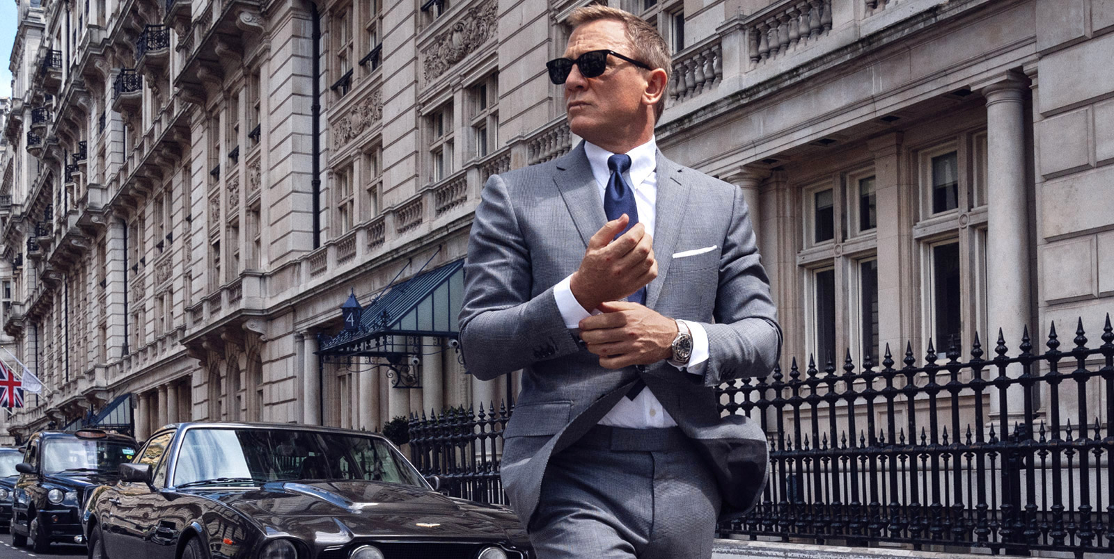 """Omega with James Bond in """"No Time to Die"""". Finally! ⋆ Watch Test"""