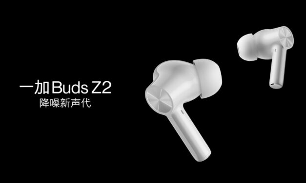 OnePlus Buds Z2 official: TWS headphones take a big leap forward