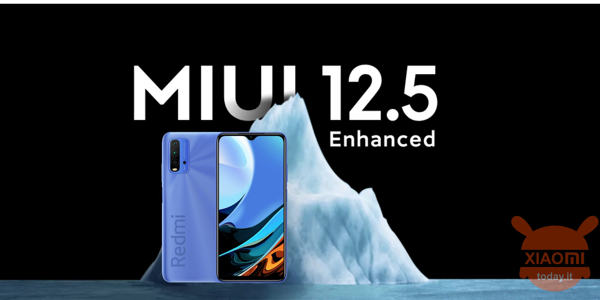 Redmi 9T gets updated to MIUI 12.5 Enhanced Global
